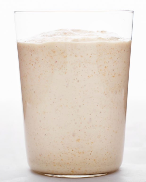 Banana Nut 200 Calorie Smoothie
