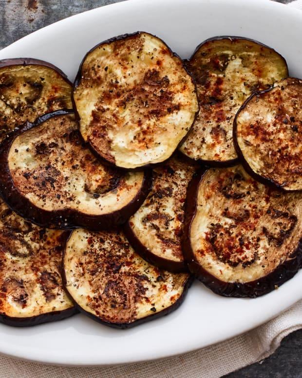 savory eggplant