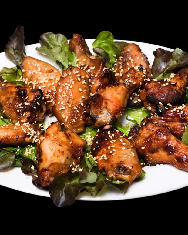 Sesame Honey Chicken