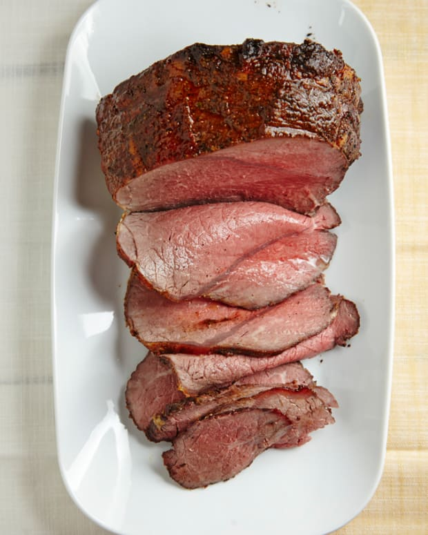 Secret-Spice-Rub Roast Beef