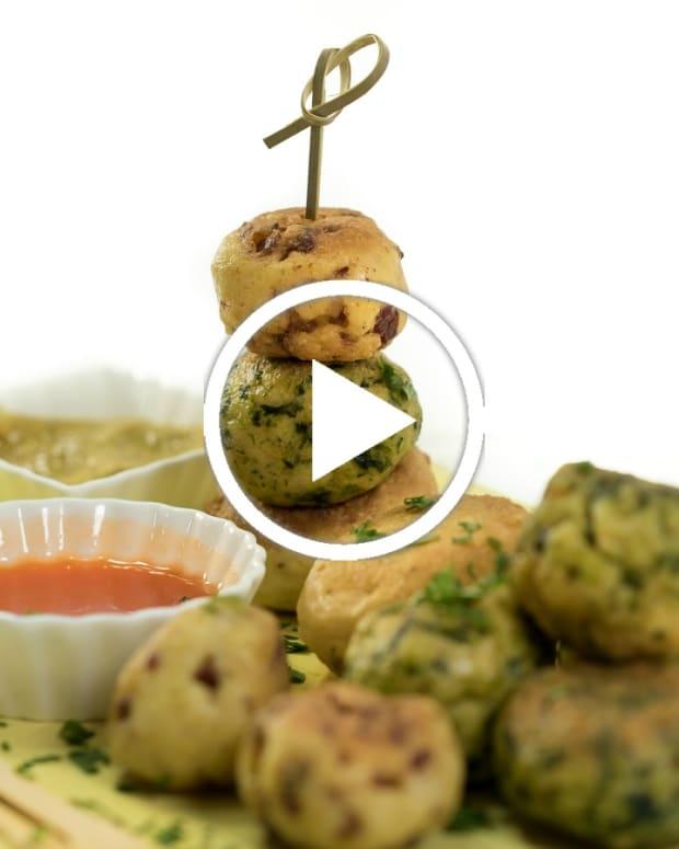Watch Fried Matzo Balls