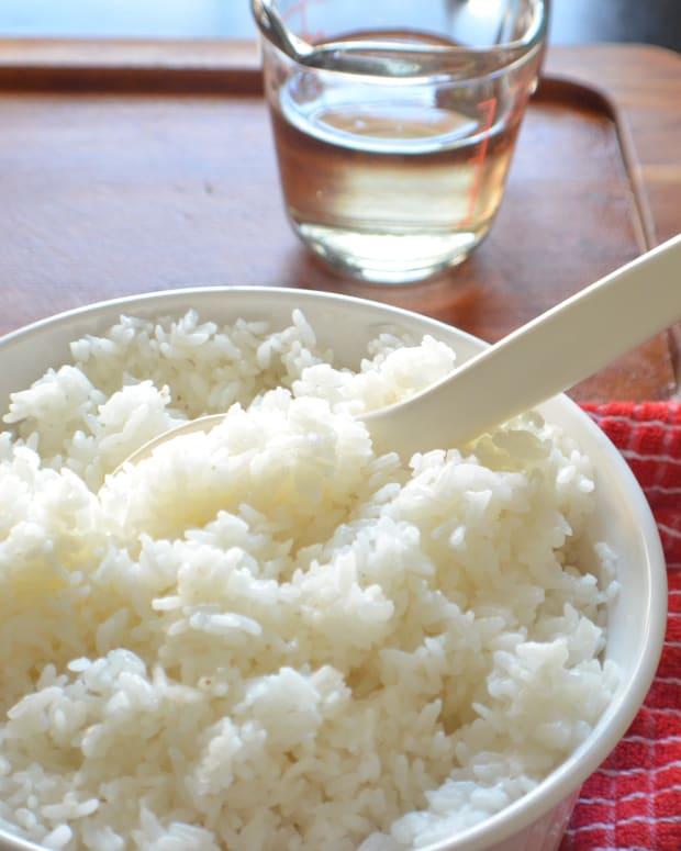sushi rice dressing