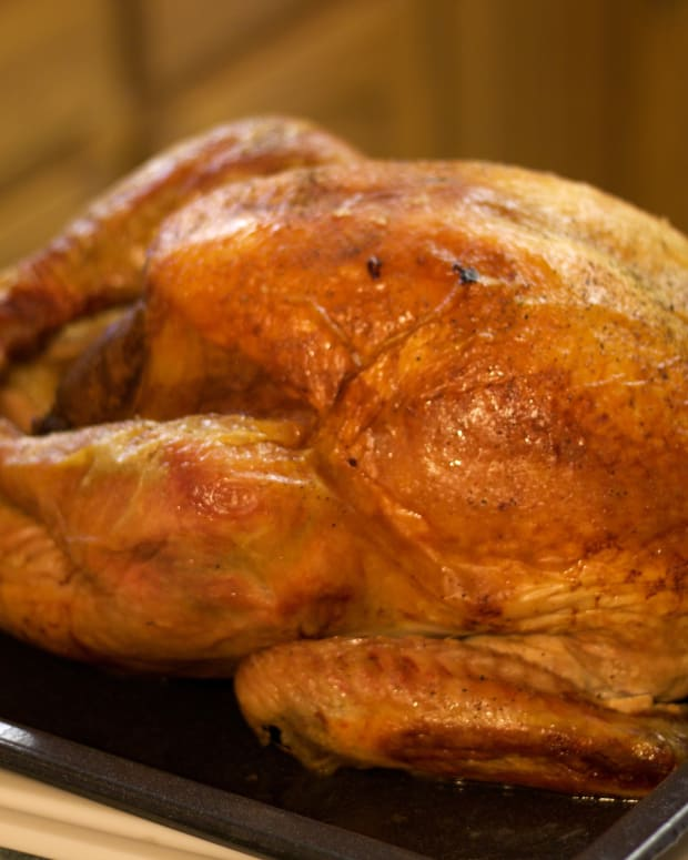 How To Brine a Kosher Turkey