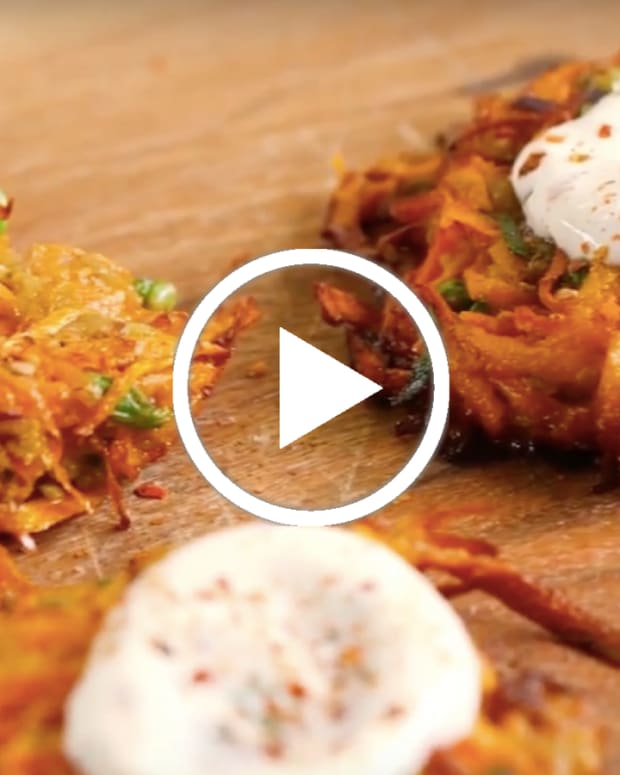 No Potato Latkes Video