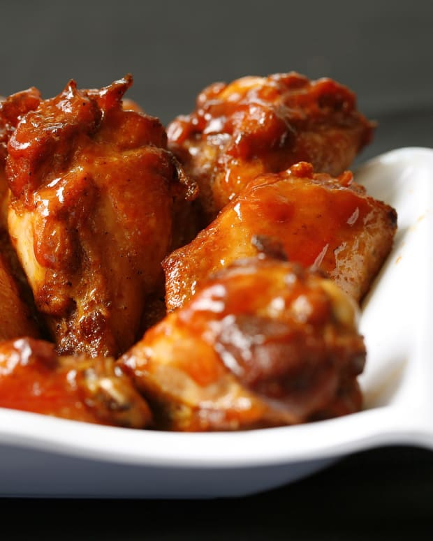 Buffalo wings