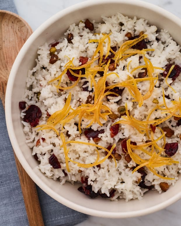 Basmati Rice with Pistachios