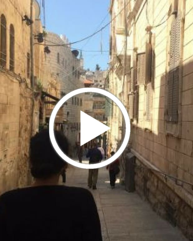 emily trip to israel video