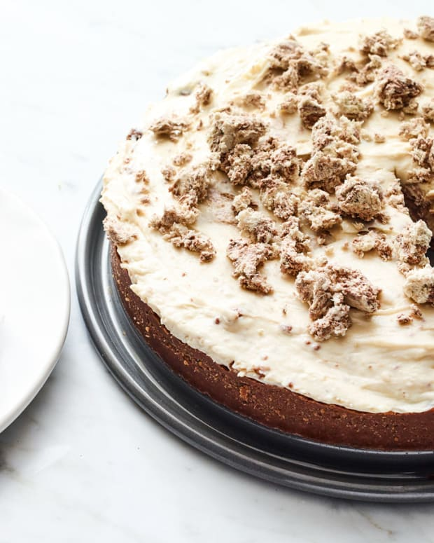 chocolate halva cheesecake1600x900