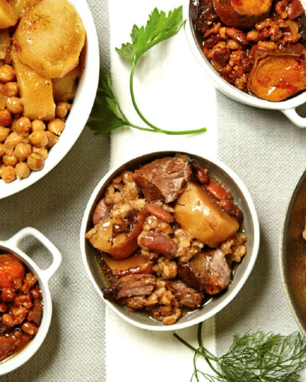 cholent feature