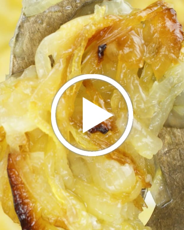 Oven Roasted Caramelized Onions