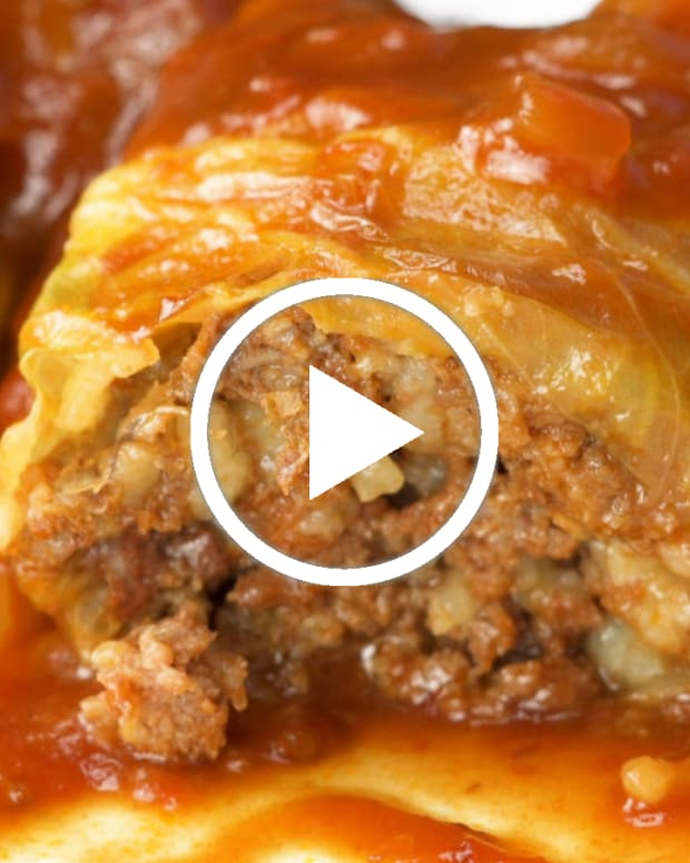 stuffed cabbage video