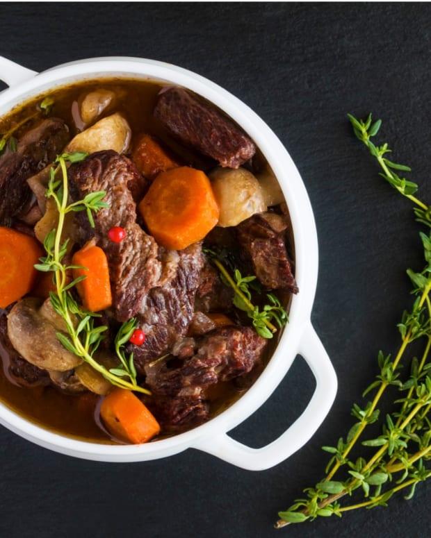 flanken beef stew