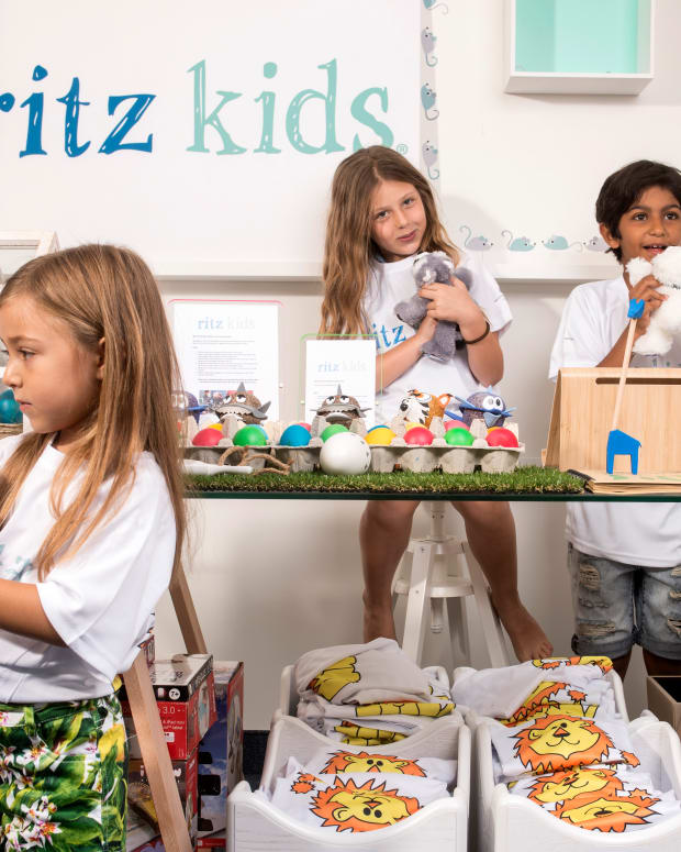Ritz Carlton Herzliya Kids Club