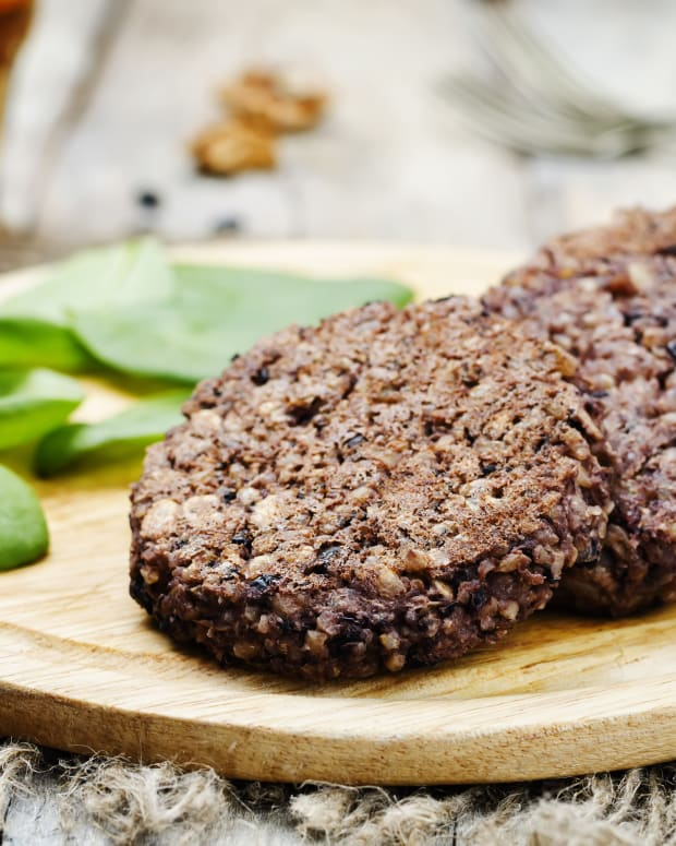 brown rice veggie burgers