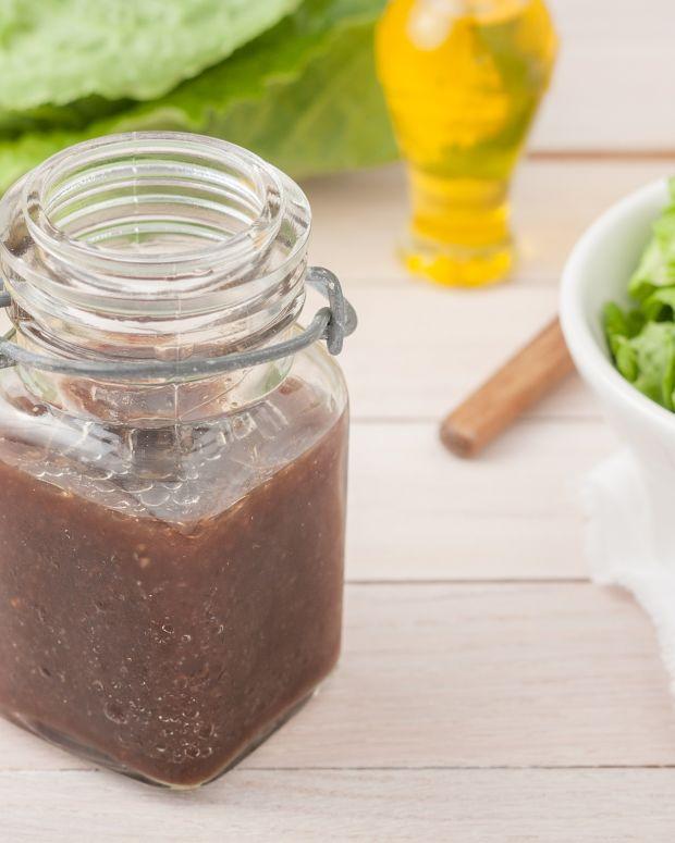 Honey Balsamic Salad Dressing