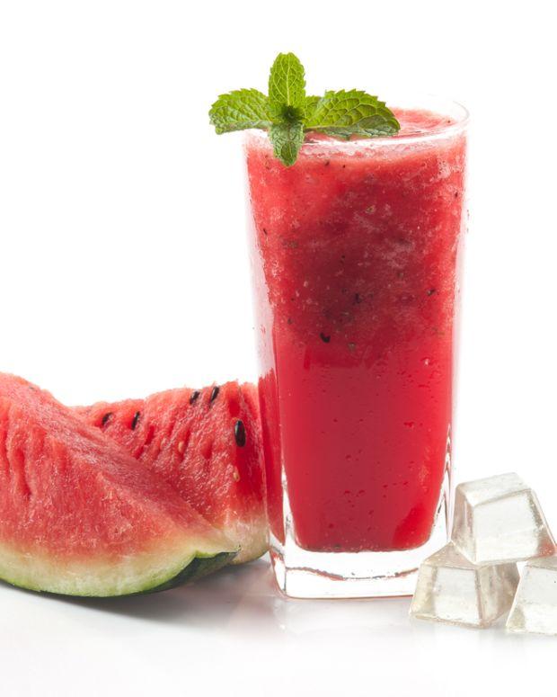 melon berry slurpie