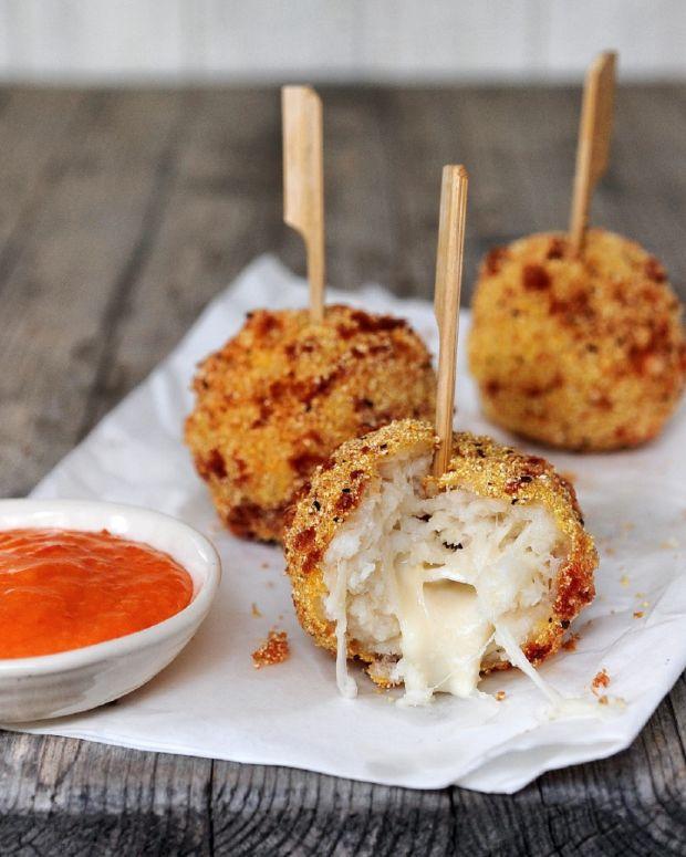 Arancini: Classic Italian Rice Balls