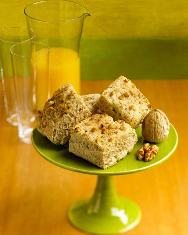 Walnut Buttermilk Biscuits