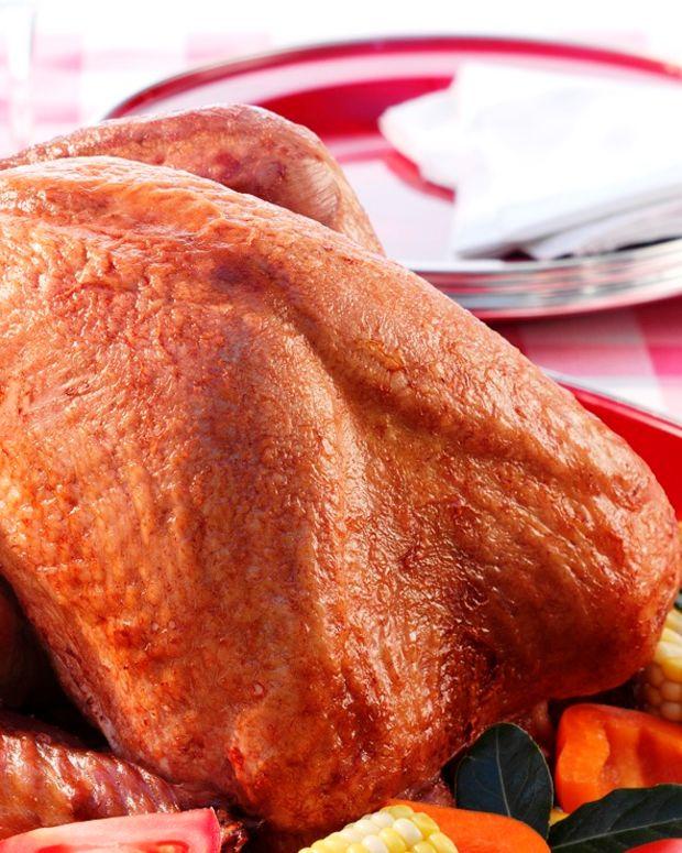 Brined Brown Sugar Deep Fried Turkey