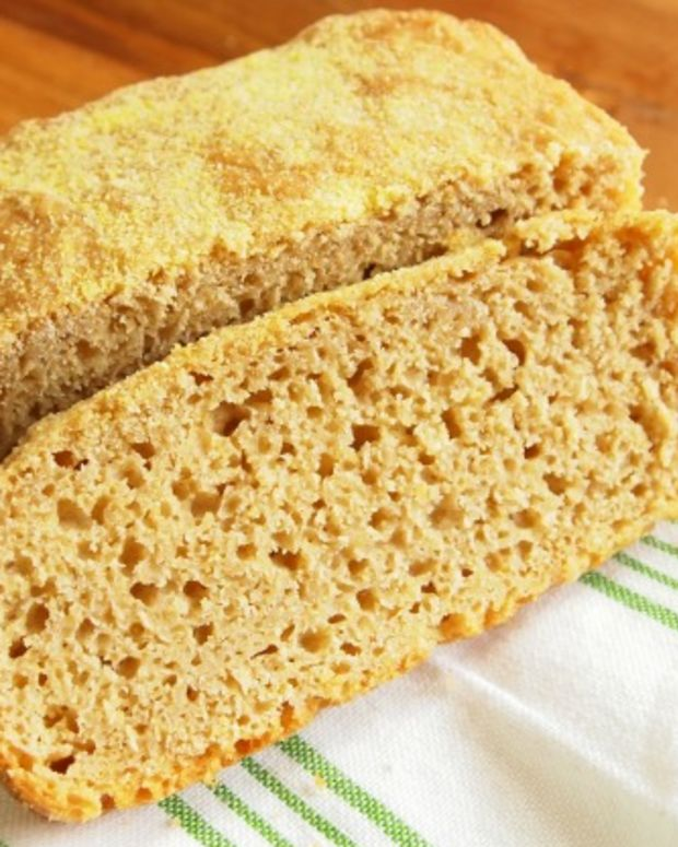 no knead whole grain bread