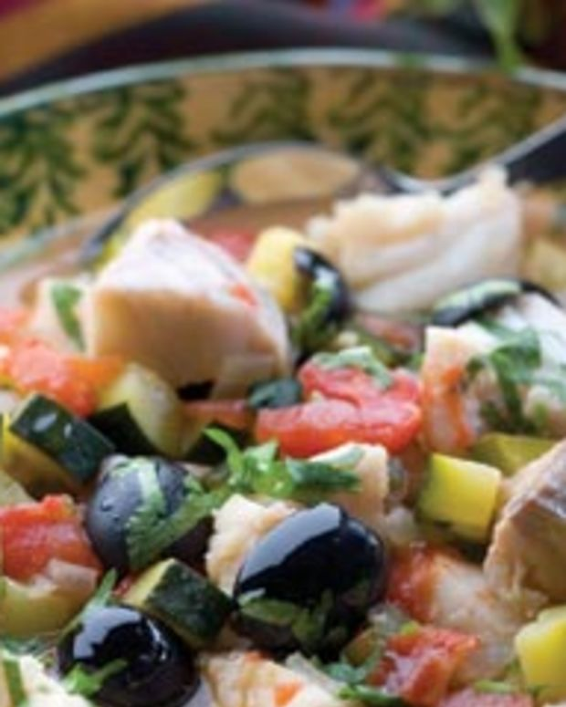 Puerto Vallarta Fish Stew