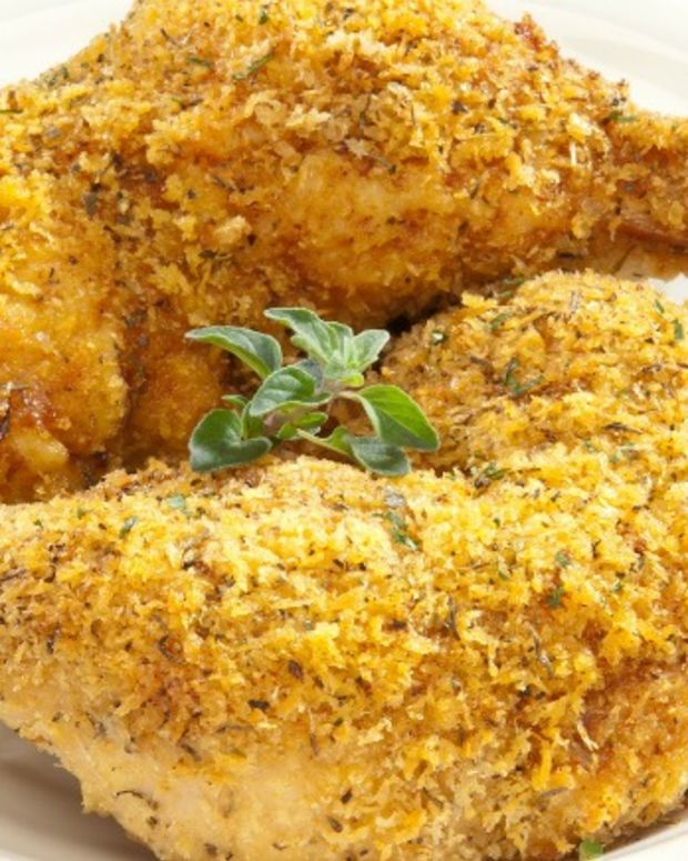 "Empire Baked-""Fried""-Italian-Herb-Chicken-Legs"