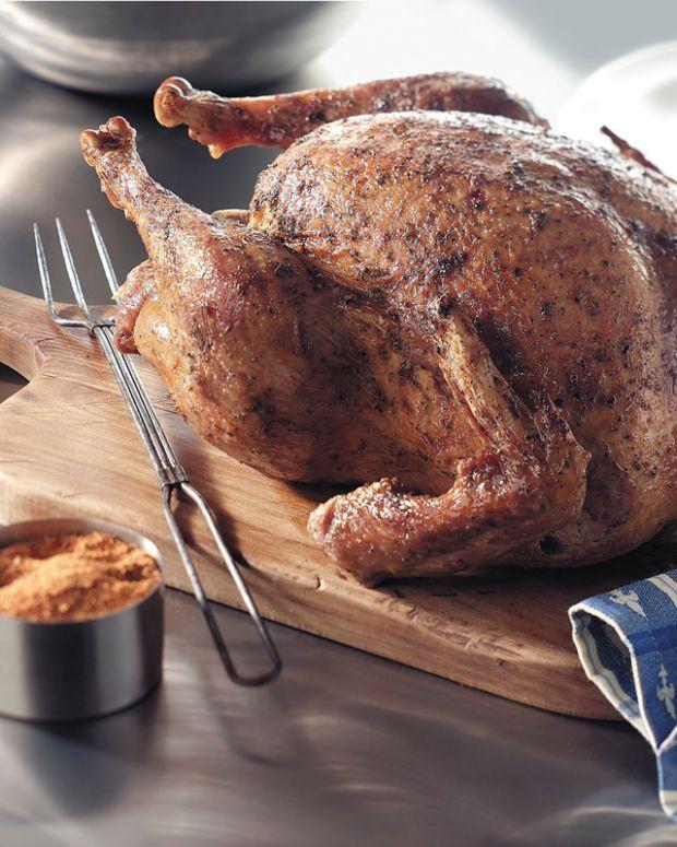 Southern Deep Fried Turkey