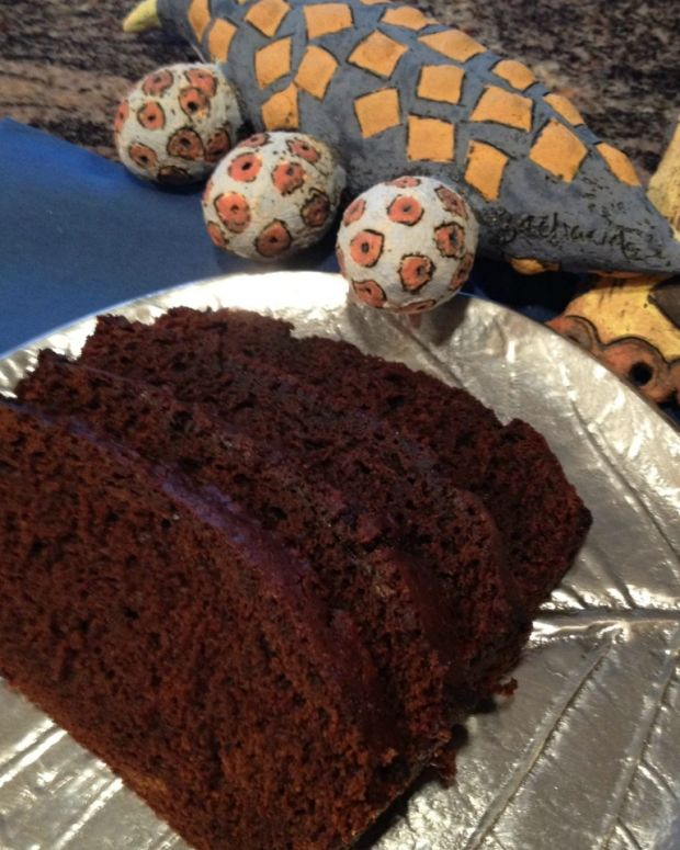 Day After Purim Chocolate Cake