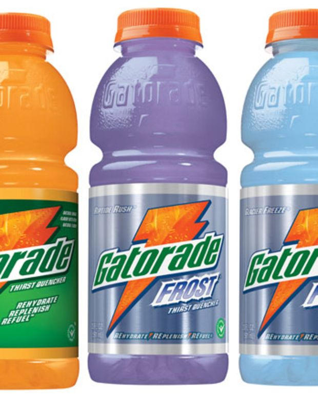 Shvitz in Style-Gatorade Gets Kosher Certification
