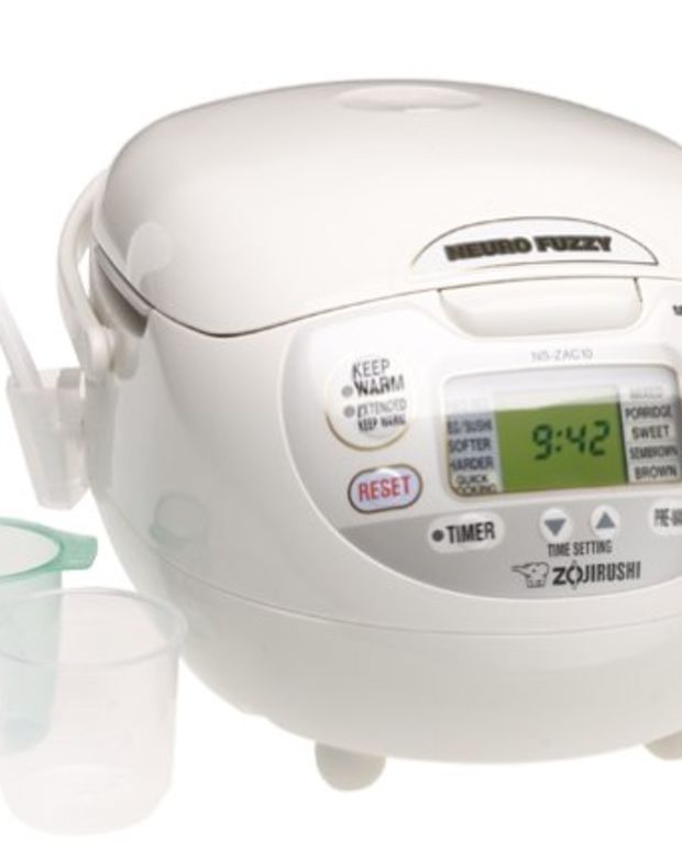 zokirushi rice cooker