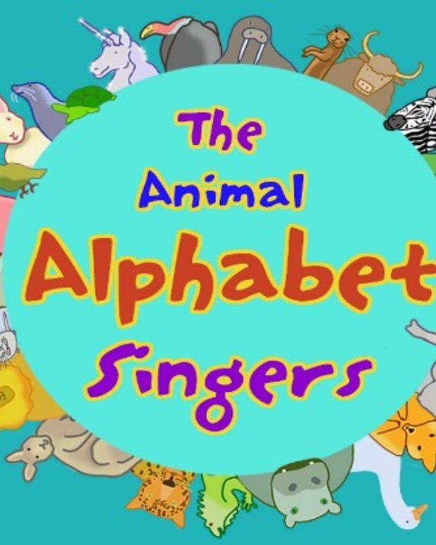 animal alphabet singers