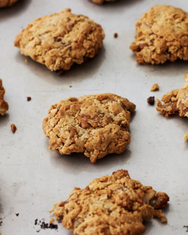 fig walnut cookies