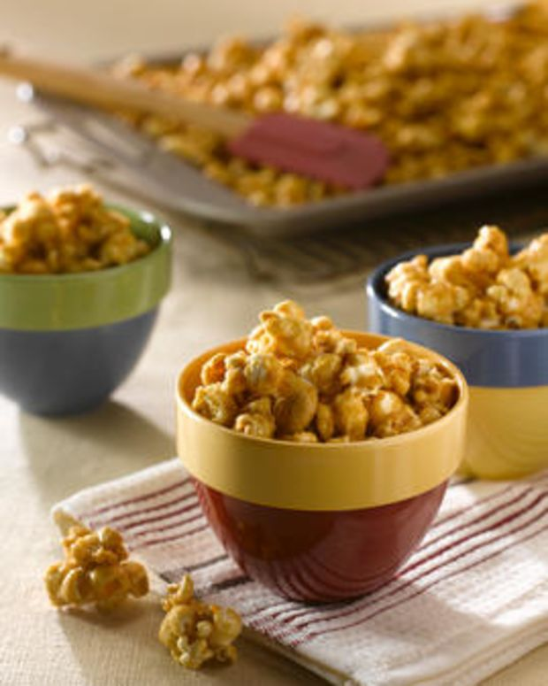 Caramel Corn Crunch