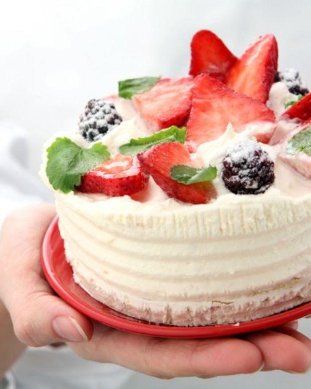 Laura-cheesecake