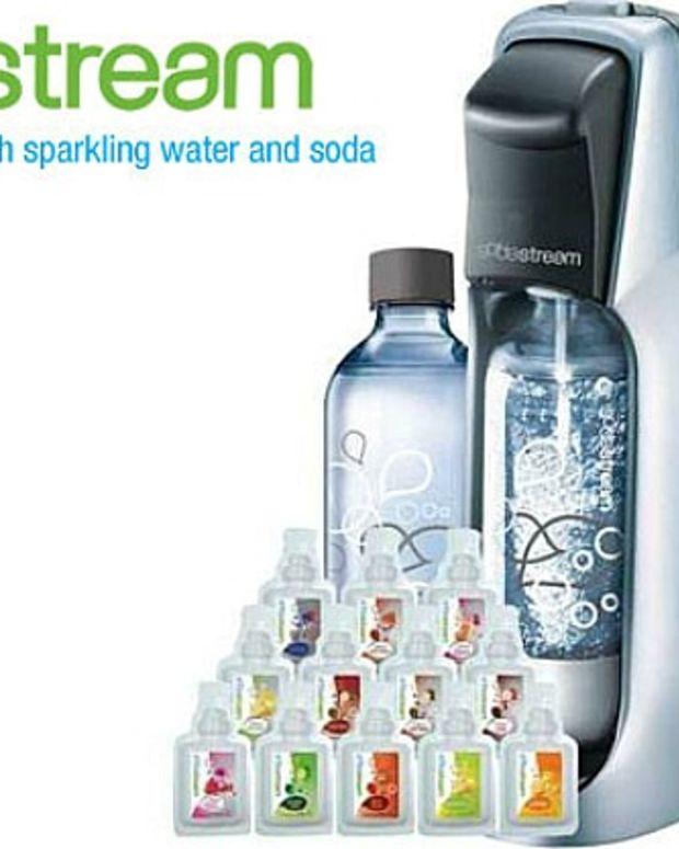 soda stream system