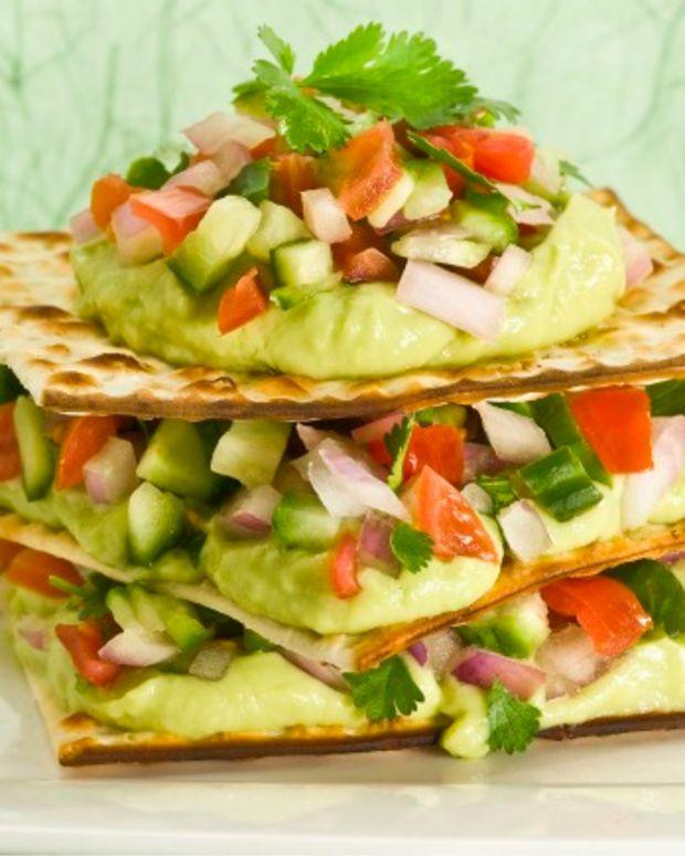 mexican matza salad