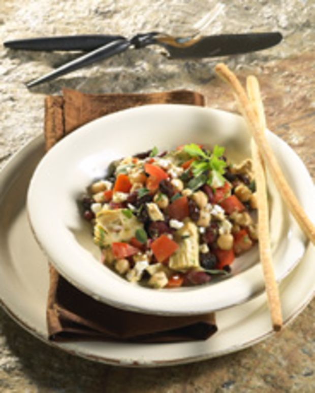 Antipasto Salad with California Raisins