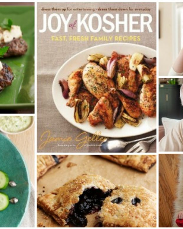 Joy of Kosher Cookbook Reveal