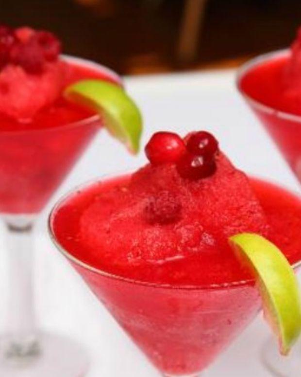 Cran-tastic cocktail