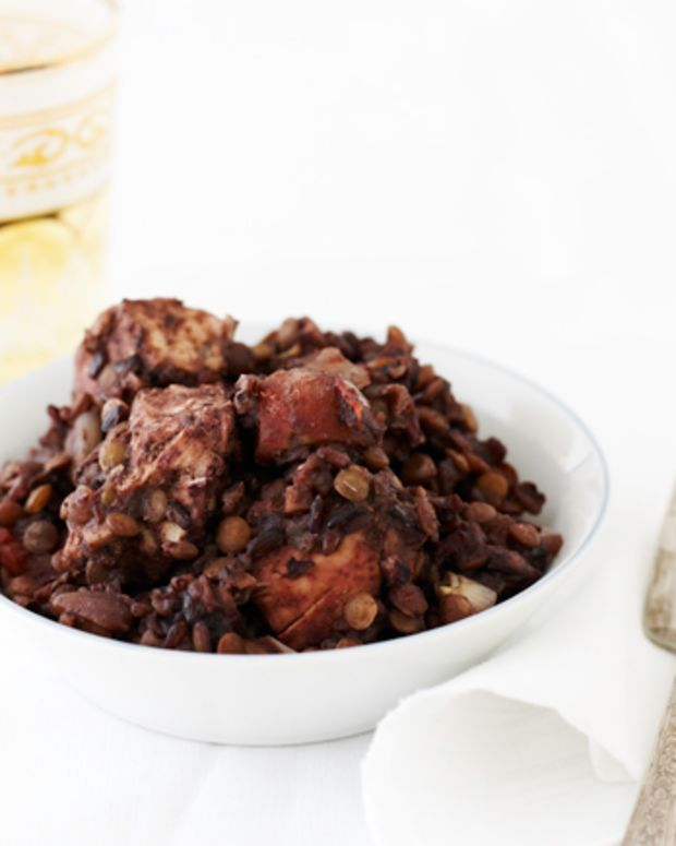 spiced-lentils