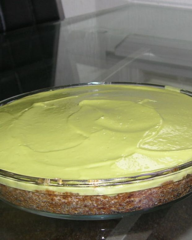 No-Cook Keylime Pie