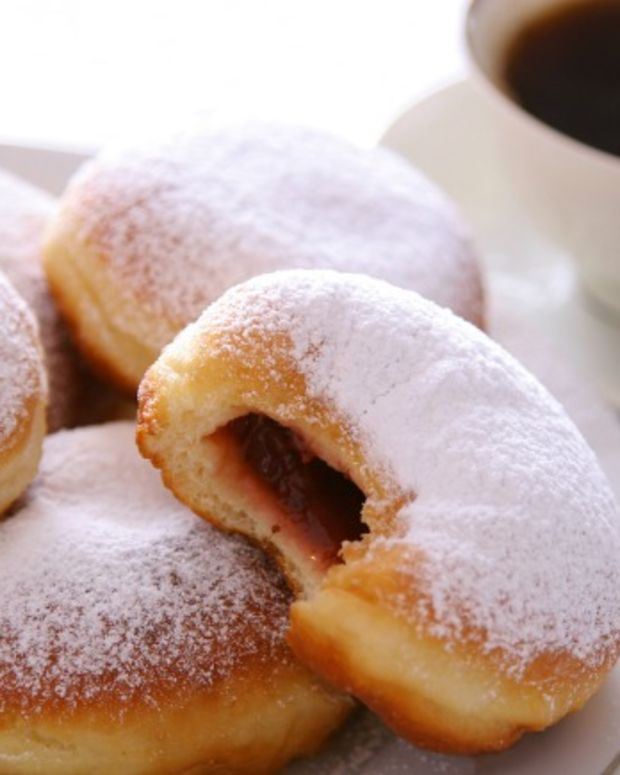 jelly donut