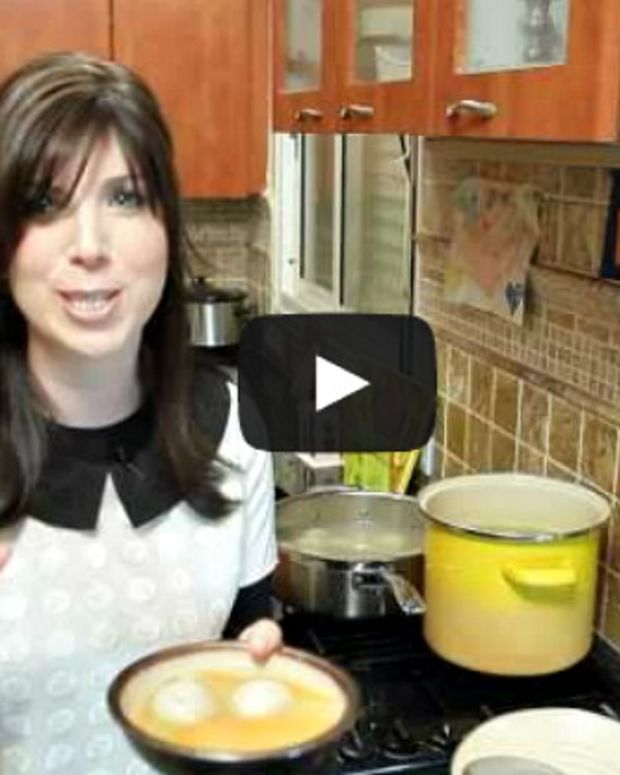 matzo ball video