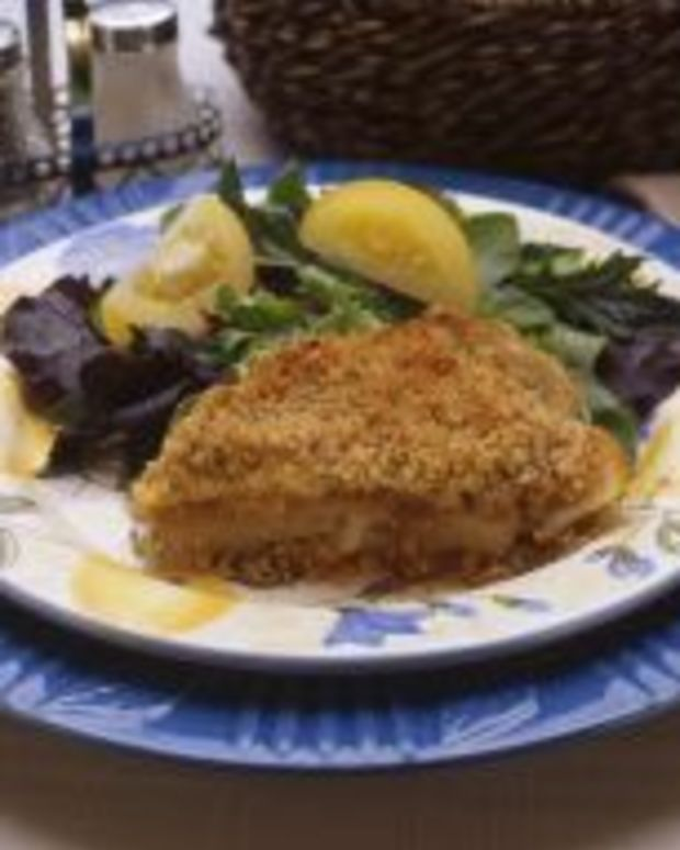 Idaho® Potato and Caramelized Onion Tart