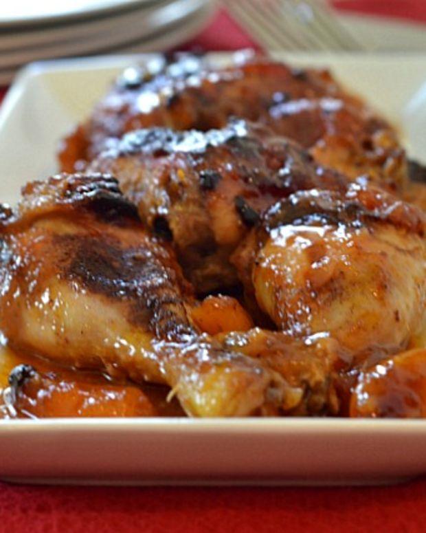 JoK Apricot Chicken 1