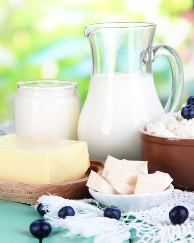 dairy product for calcium