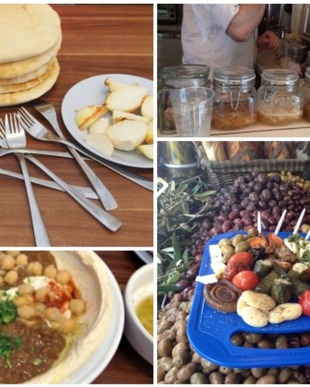 israel food tour