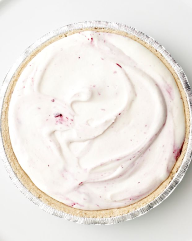 Lemon Yogurt Pie