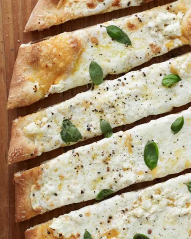 Four Cheese Flatbread