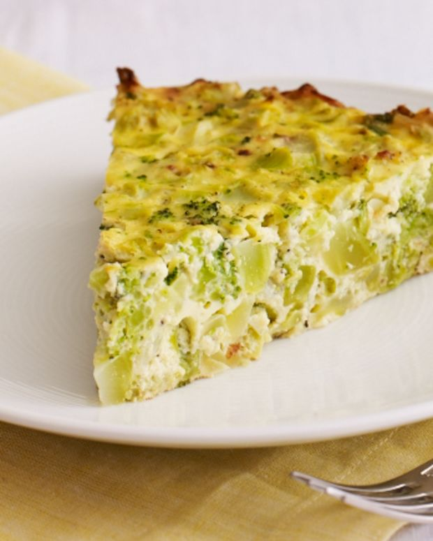 Jamie's Broccoli Kugel